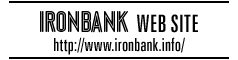 IRONBANK WEB SITE
